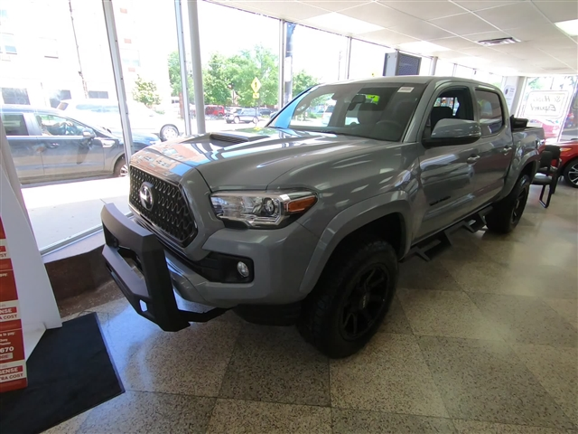 New 2019 Toyota Tacoma trim 4WD 4x4 TRD Sport 4dr Double Cab 5 0 ft SB 6A