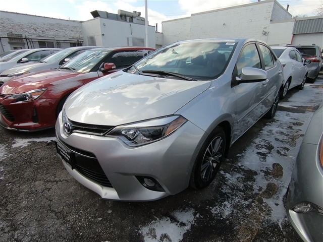 Certified Pre Owned 2016 Toyota Corolla Le Premium