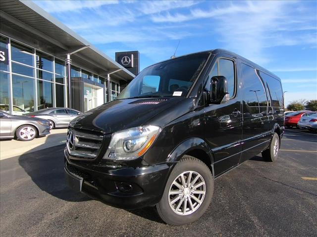 New 2017 Mercedes Benz Sprinter 2500