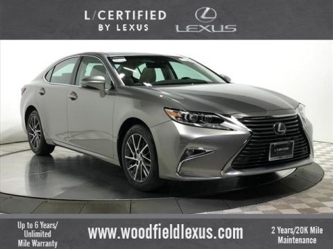 Woodfield Lexus Certified Pre-Owned Vehicles | Resnick Auto